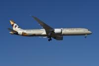 エティハド航空、UAE/イスラエル間で初の商業飛行の画像