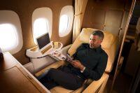 ニュース画像:エミレーツ、7年連続 世界のベストエアライン 旅行誌の中東アワードで