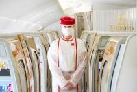 ニュース画像 3枚目:エミレーツ航空 客室乗務員