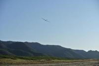 新明和工業、無人航空機XU-Sで4時間弱を飛行の画像