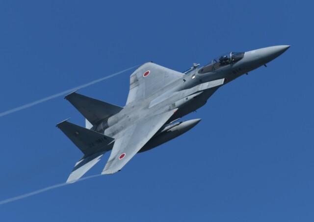 ニュース画像 1枚目:千歳基地 F-15 イメージ (パラノイアさん撮影)