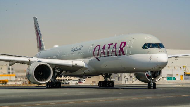 ニュース画像 1枚目:カタール航空 A350-1000 イメージ