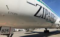 ZIPAIR、ETOPS180分認証を取得 ホノルル線開設に弾みの画像