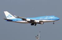 ニュース画像:KLMオランダ航空、747貨客コンビ機の運航終了