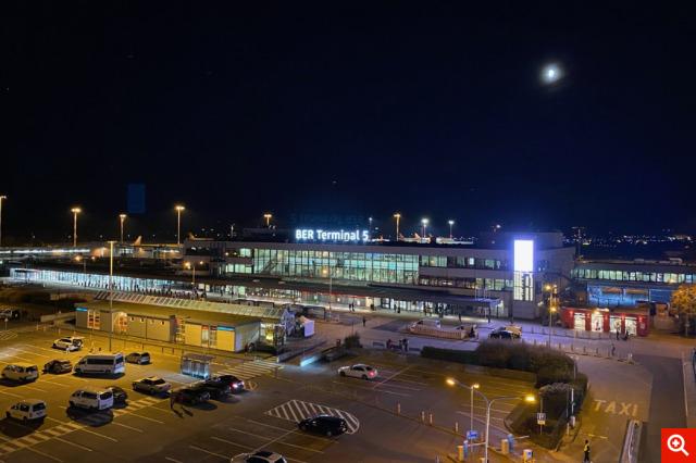 ニュース画像 1枚目:ベルリン・ブランデンブルク国際空港(BER)のターミナル5に生まれ変わった旧シェーネフェルト空港(SXF)
