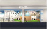 羽田空港、ショップ「サマンサタバサ グローバルアイランド」オープンの画像