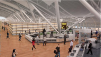ニュース画像:関空、ターミナル1リノベーション着工延期 21年6月開始