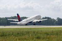 ニュース画像:エアバス、初のモービル製造A220 デルタ航空へ納入