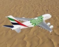 ニュース画像:エミレーツ航空、アンマン線にもA380投入 計6都市に運航