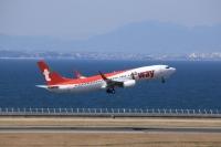 ニュース画像:ティーウェイ航空、名古屋・福岡/仁川線 11月21日まで運休