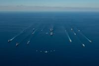 ニュース画像 6枚目:キーンソード、海空軍が集結