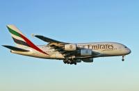 エミレーツ航空、A380で初の退役機の画像