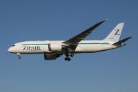 ニュース画像:ZIPAIR、12月~3月の成田/ソウル・バンコク線 航空券発売