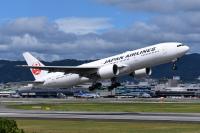 JAL、コロナ対応で777退役進めるの画像