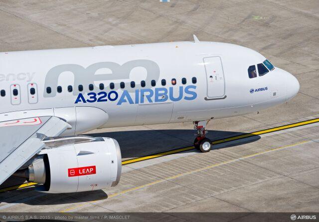 ニュース画像 1枚目:A320neo イメージ