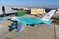 ニュース画像:ハイフライ、A380退役を決定 コロナでリース延長せず