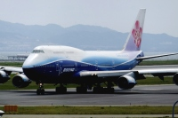 チャイナエアライン、747-400旅客機を完全退役の画像