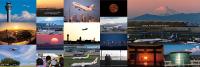 ニュース画像:羽田空港、「フォトコンテスト2021」開催 今年はスマホ部門も