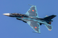 ニュース画像:松島のF-2B、ツインリンクもてぎSUPER GTで展示飛行