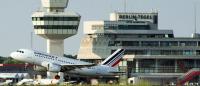 ニュース画像 3枚目:テーゲル空港で運航されるエールフランス便