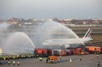 ベルリン・テーゲル空港、70年の歴史に幕 最終便はエールフランスの画像