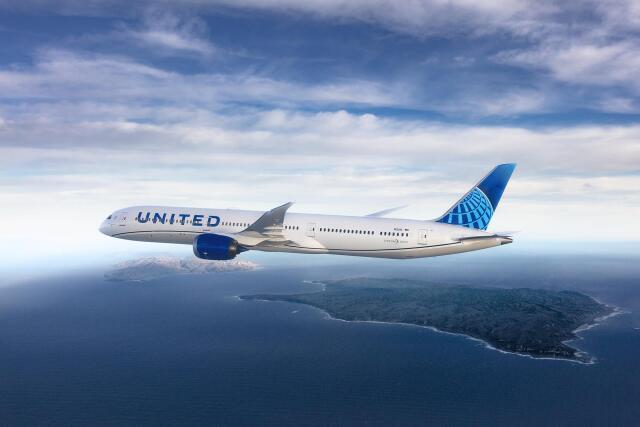 ニュース画像 1枚目:ユナイテッド航空 イメージ