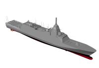 ニュース画像:平成30年度計画護衛艦、玉野艦船工場で11月19日に命名・進水式