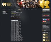 ニュース画像 2枚目:ワールド・トラベル・アワード ANAの受賞履歴