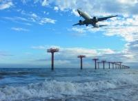 ニュース画像:山口宇部空港、国管理空港と同様に国内線の着陸料を減免