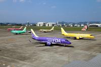 ニュース画像:FDA、12月以降も運航率80%以上を維持 減便は13路線