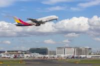 ニュース画像:アシアナ航空、福岡/仁川線を運航 マニラ・ロサンゼルスなど接続可