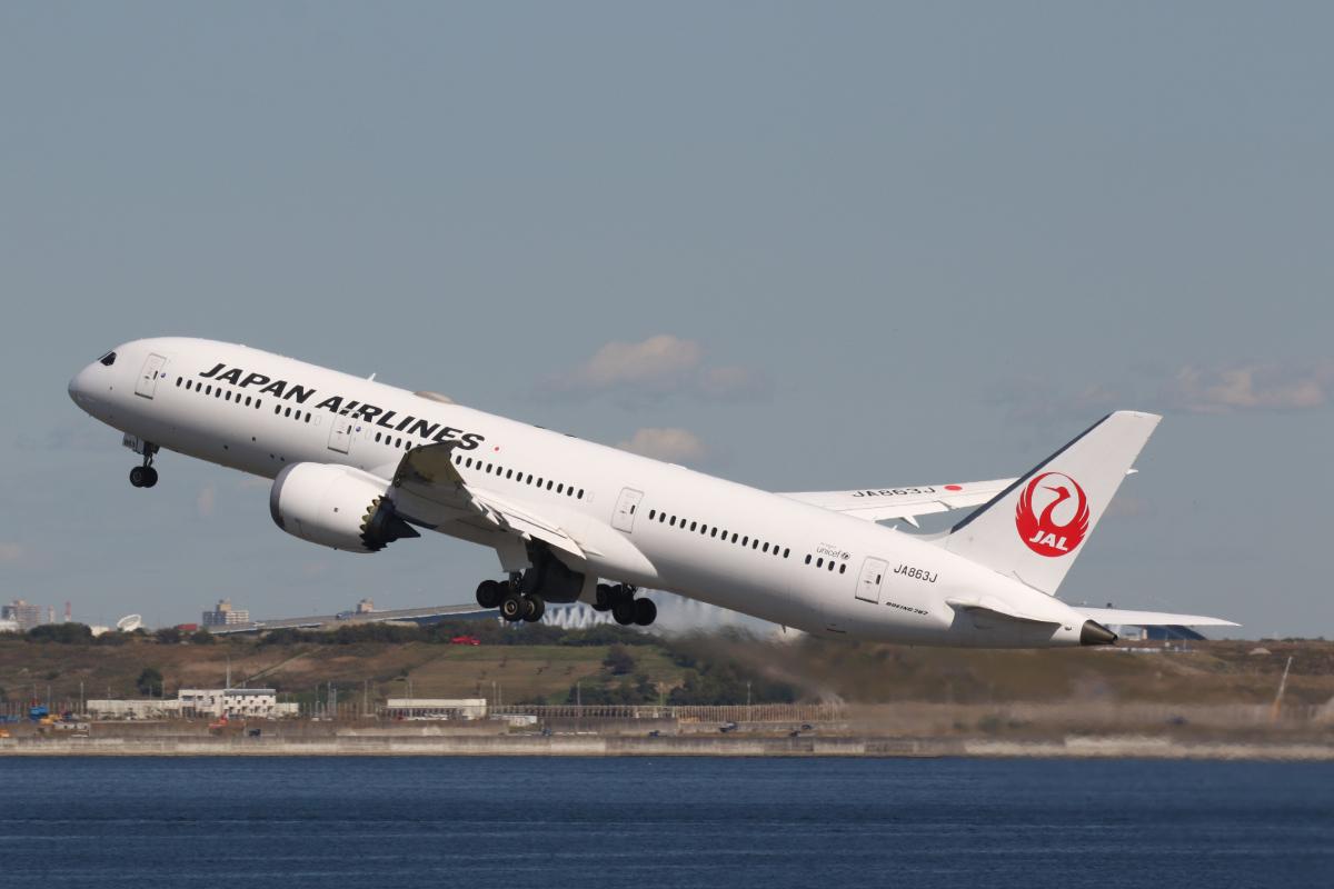 ニュース画像 1枚目:JAL イメージ (やまけんさん撮影)