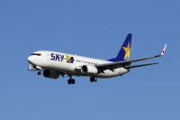 スカイマーク、12月運航率97%に上昇 年末年始は全便運航の画像