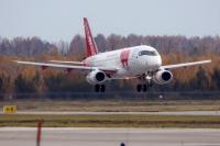 ニュース画像:スホーイ、ロシア航空会社3社にSSJ-100を8機納入へ