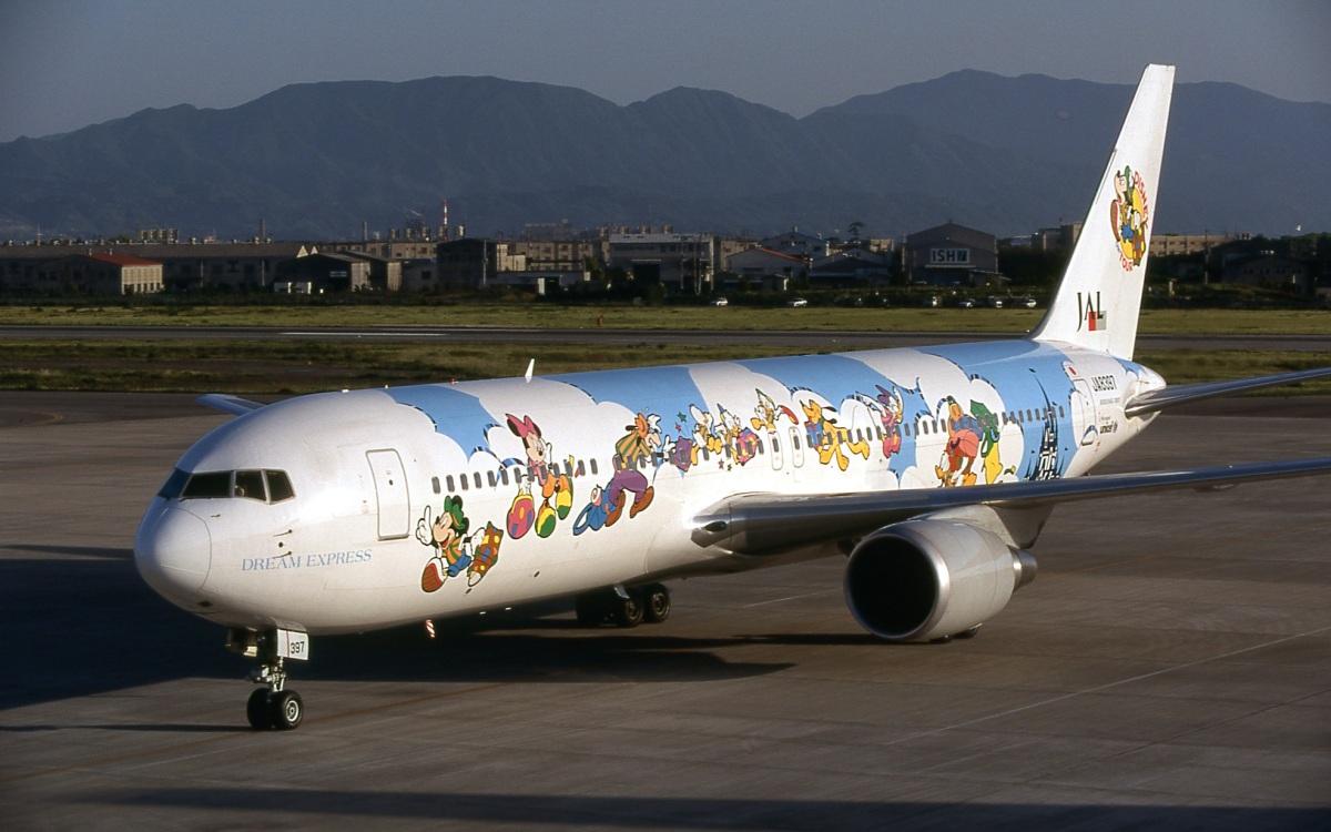 ニュース画像 6枚目:JALドリームエクスプレス(初代) - JA8397 767-300型機 (LEVEL789さん撮影)