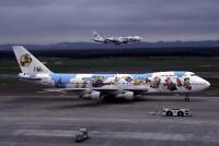 ニュース画像 10枚目:JALドリームエクスプレス(初代) - JA8142 747-100型機 (なごやんさん撮影)