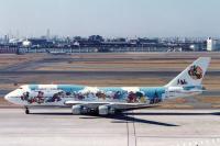 ニュース画像 9枚目:JALドリームエクスプレス(初代)  - JA8170 747-100型機 (banshee02さん撮影)