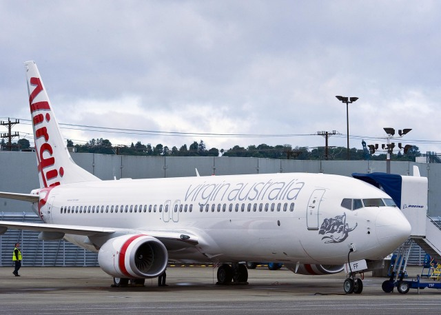 ニュース画像 1枚目:ヴァージン・オーストラリア 737 イメージ