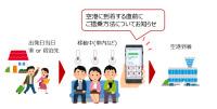 ニュース画像:JAL、搭乗案内サービスにLINE活用 羽田空港で試験導入