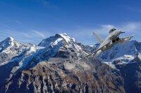 ニュース画像:スイス次期戦闘機、ドイツ・エアバスがユーロファイターを正式提案