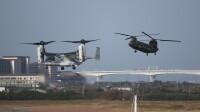 ニュース画像:陸自オスプレイ、11月20日に初めて場外飛行 試験飛行が本格化