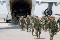ニュース画像:陸・空自、在外邦人の保護措置訓練を実施 C-2やC-130Hなど使用