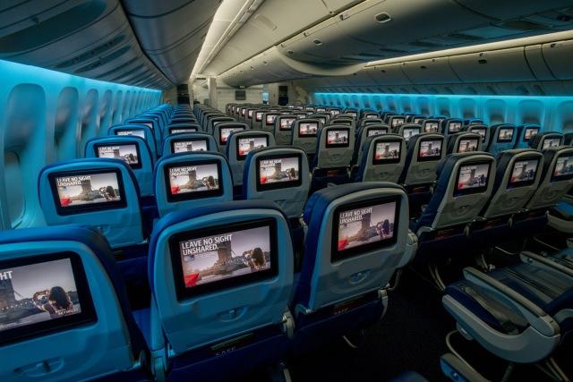 ニュース画像 1枚目:デルタ航空 機内イメージ