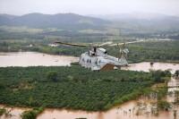 ニュース画像:イギリス海軍、ハリケーン被害を受けたホンジュラス支援にヘリ派遣