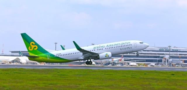 ニュース画像 1枚目:春秋航空日本 737-800