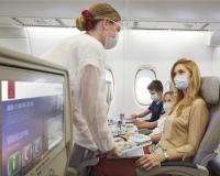 ニュース画像:エミレーツ、コロナ保険を拡充 取消で返金されない旅行費用も補償対象に