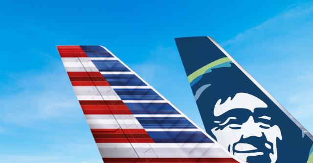 ニュース画像 1枚目:アメリカン航空とアラスカ航空