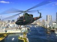 ニュース画像:富士重工業、陸上自衛隊向け新多用途ヘリコプターUH-Xの開発で契約