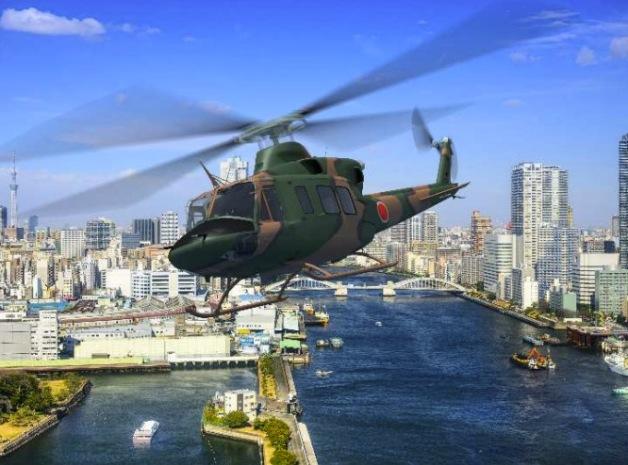 ニュース画像 1枚目:UH-X 完成イメージ