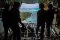 恒例のクリスマス・ドロップ作戦、2020年も空自と米空軍が共同実施の画像